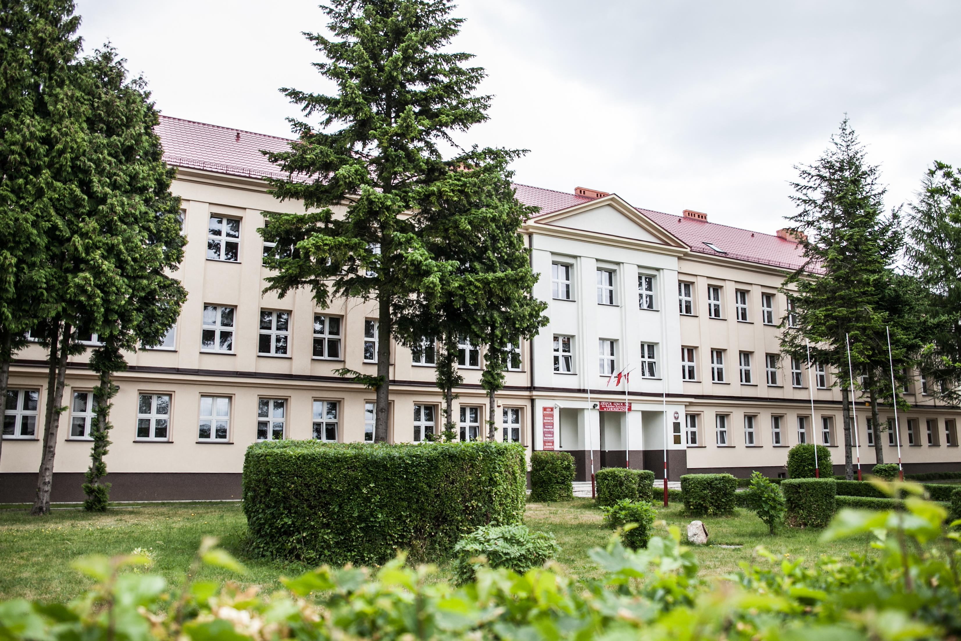 Zespół Szkół Nr 1 w Choszcznie [Źródło: PORT PC/ Gazuno]