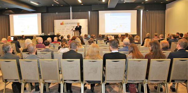 Zdjęcie 3. Wykłady podczas 12. Dni Oszczędzania Energii.
